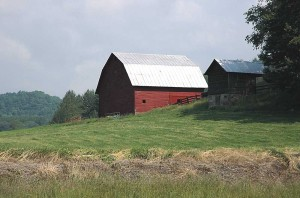 Red Barn Valle Crucis