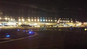 Airport Night Photo